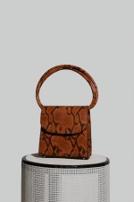 Loop Bag in Snake Leather (PRE-ORDER)