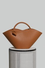 Cella Bag in Camel Leather (PRE-ORDER)
