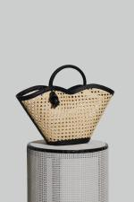 Medium Cella Bag in Black Chair